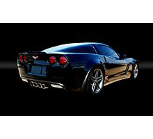 Chevrolet Corvette Z06 Photographic Print