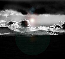 Hay Bluff stormy by gvart