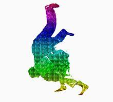 Judo Throw in Gi Multicolour  Unisex T-Shirt