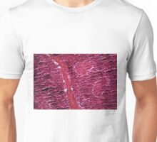 Pancreas Cells under the Microscope Unisex T-Shirt