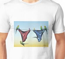 Double Budgie Smugglers Unisex T-Shirt