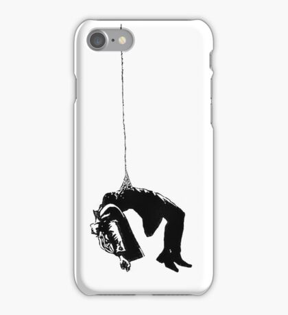 Death of Gwen Stacy iPhone Case/Skin