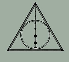 The Deathly Hallows by ObscureM