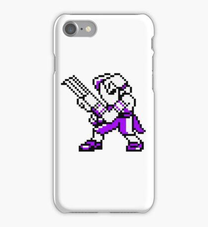 Vega - Street Fighter Sprite iPhone Case/Skin