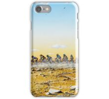 Tour De Outback iPhone Case/Skin