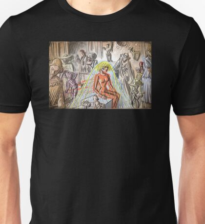 bladerunner, pris, 80's, do androids dream of electric sheep, science fiction, joe badon, darryl hannah, sci fi, blade runner, ridley scott Unisex T-Shirt