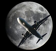 Fly me to the Moon by John Dalkin