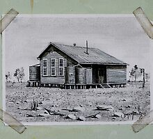 Lightning Ridge Central School Centenary  by John  Murray