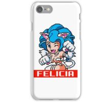 Felicia - Darkstalkers Sprite iPhone Case/Skin