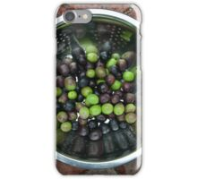 Last of the olive crop iPhone Case/Skin