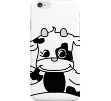 Sack Moo - Moo and Friends iPhone Case/Skin