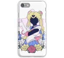 Sailor De La Lune iPhone Case/Skin