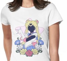 Sailor De La Lune Womens Fitted T-Shirt