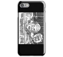 The Brain That Wouldn't Die, Art, B Movie, Campy, Cult Classic, 50's, Poster, 60's,Horror, Sci-Fi iPhone Case/Skin