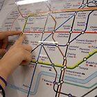 Notting Hill Gate by garish82