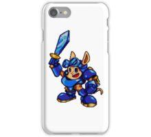 Rocket Knight - SEGA Genesis Sprite iPhone Case/Skin