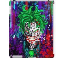 Abstract Joker iPad Case/Skin