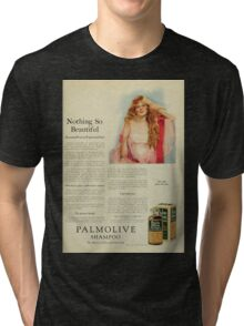 Advertisements Photoplay Magazine January through June 1922 0583 Palmolive Shampoo Tri-blend T-Shirt