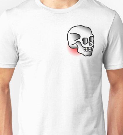 Traditional Skull (Tattoo style) Unisex T-Shirt