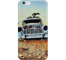 Old Holdens Never Die II iPhone Case/Skin
