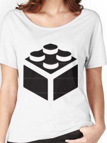 LEGO BLOCK Women's Relaxed Fit T-Shirt