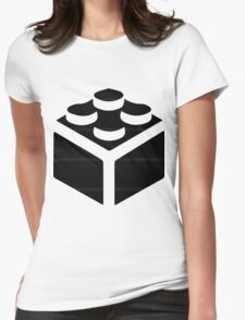 LEGO BLOCK Womens Fitted T-Shirt