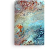 astral burn~lightly Canvas Print