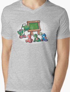 Instructor Mens V-Neck T-Shirt