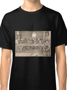 Albrecht Dürer or Durer The Last Supper (4) Classic T-Shirt