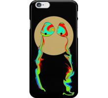 trippy Sadness iPhone Case/Skin
