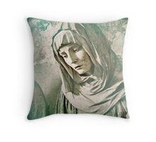 Madona Throw Pillow