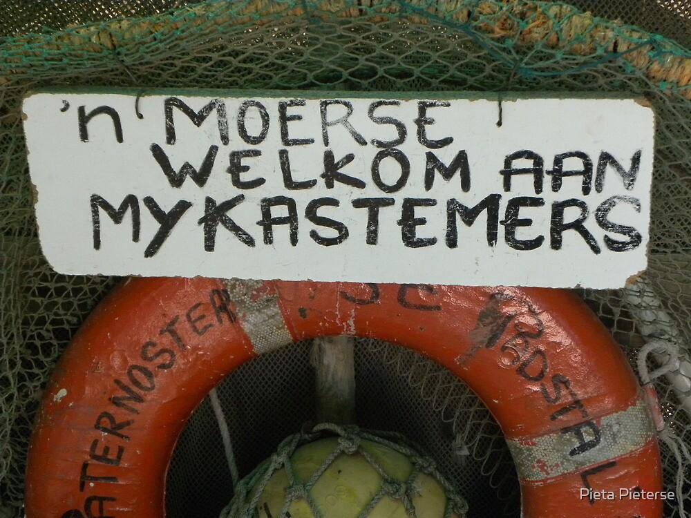 Paternoster se padstal by Pieta Pieterse