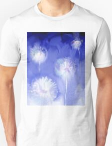 pretty stylized dandelion illustration Unisex T-Shirt