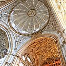 Córdoba Cathedral Dome by terezadelpilar ~ art & architecture