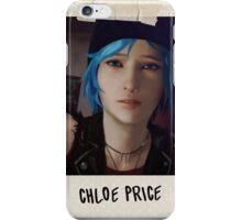 Life Is Strange - Chloe Price iPhone Case/Skin