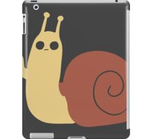 Adventure Time Snail Trance - Two Colour iPad Case/Skin
