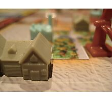 monopoly city Photographic Print