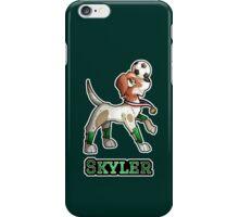 Skyler - Soccer Pointer iPhone Case/Skin
