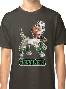 Skyler - Soccer Pointer Classic T-Shirt