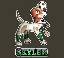 Skyler - Soccer Pointer T-Shirt