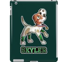 Skyler - Soccer Pointer iPad Case/Skin