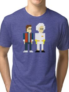 Back to the Pixel Tri-blend T-Shirt