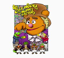 Willy Wocka and the Muppet Factory Unisex T-Shirt