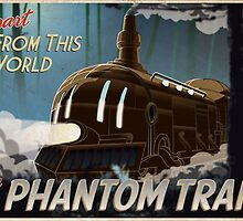 Final Fantasy VI - Come Ride the Phantom Train by TheRetroVGers