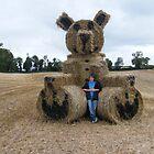 TEDDY BEAR by blue-eyes
