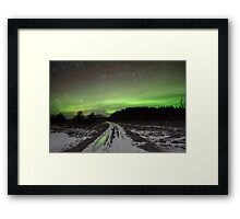 Galactic Dream Framed Print