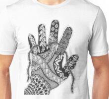 Zentangle®-Inspired Art - ZIA 33 Unisex T-Shirt