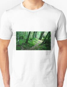 Woodland New Zealand Unisex T-Shirt