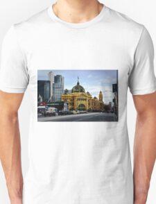 Flinders Street Station Unisex T-Shirt