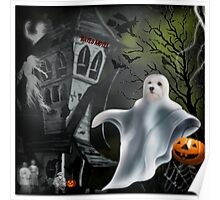 Trick or Treat at The Bates Motel ! Poster